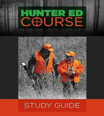 Hunters Education Safety Course Handbook