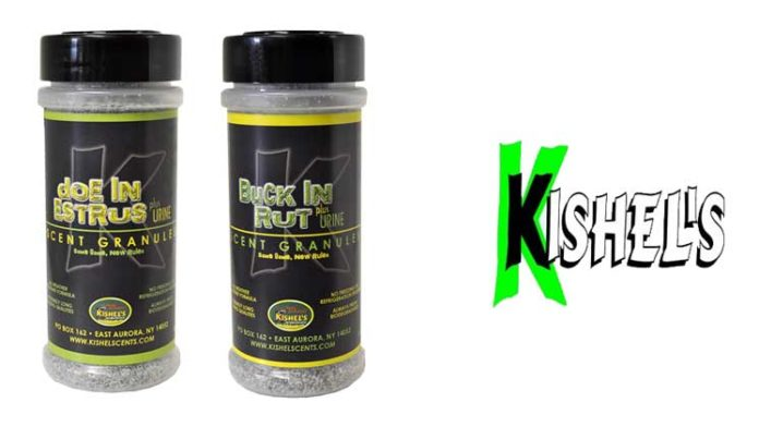 Kishel Scents Releases Patented Bacteria & Virus Free Technology That Revolutionizes Deer Attractants