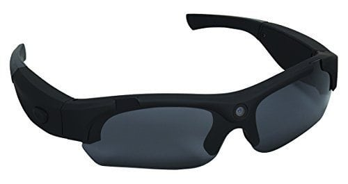 i-KAM XTREME VGA Video Eyewear, Flat Black