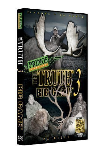 Primos Hunting The TRUTH 3 Big Game DVD