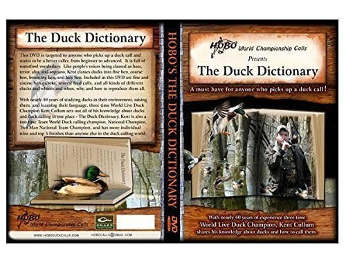 Hobo World Championship Calls Presents: The Duck Dictionary