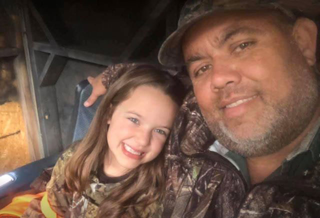One- Happy Little Girl Spending Time with Father in the Deer Hunting Woods | Hunting Magazine