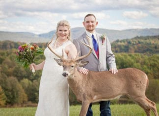 Dream Mountain Game Ranch Wedding | Hunting Magazine (9)
