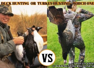 Hunting Meme: Duck Hunting vs Turkey Hunting. Which one do you choose?