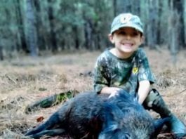 Hunting Trip for Wild Hogs in Mississippi | Hunting Magazine